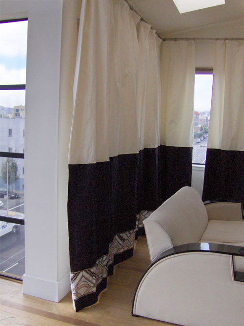 Art Deco Curtains Draperies Art Deco Design